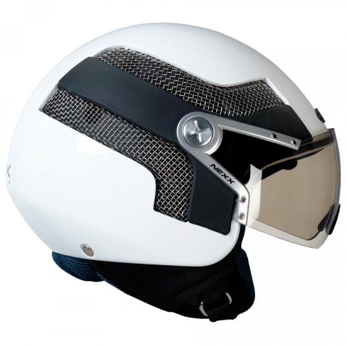 Capacete Nexx X60 Air Branco - NOVO!  - Super Bike - Loja Oficial Alpinestars