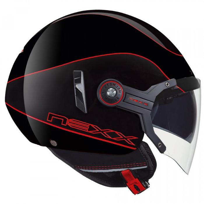 Capacete Nexx X60 Mercure Black  - Super Bike - Loja Oficial Alpinestars