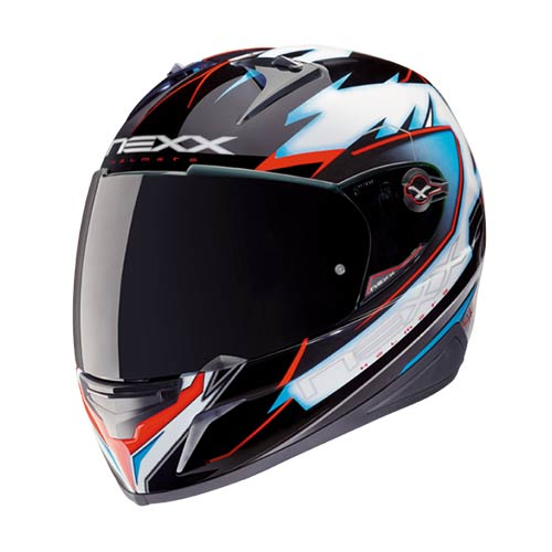 Capacete Nexx XR1R Razor Azul Claro Brilhante  - Super Bike - Loja Oficial Alpinestars