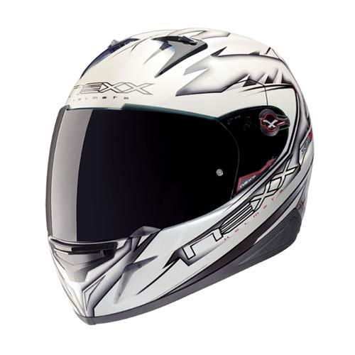 Capacete Nexx XR1R Razor Branco Pérola - Ganhe Camiseta Exclusiva!  - Super Bike - Loja Oficial Alpinestars