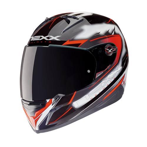 Capacete Nexx XR1R Razor Vermelho - Ganhe Camiseta Exclusiva!  - Super Bike - Loja Oficial Alpinestars
