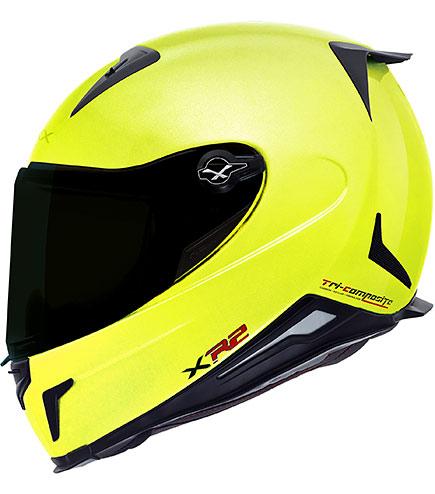 Capacete Nexx XR2 Neon Amarelo  - Super Bike - Loja Oficial Alpinestars