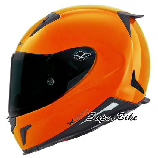 Capacete Nexx XR2 Neon Laranja - NOVO  - Super Bike - Loja Oficial Alpinestars