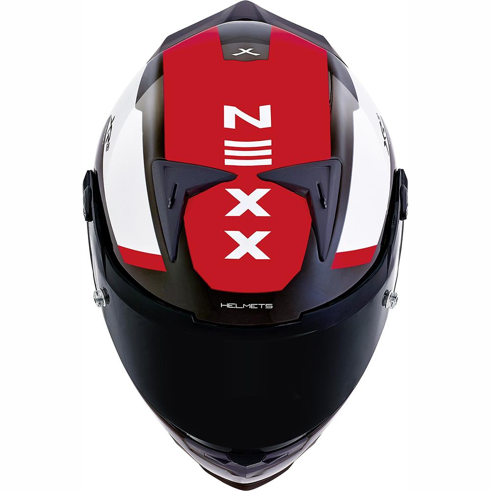 Capacete Nexx XR2 Trion Preto c/ Vermelho Lançamento!! banner03  - Super Bike - Loja Oficial Alpinestars