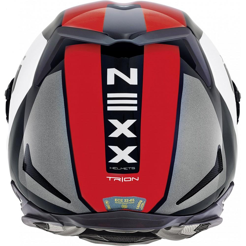 Capacete Nexx XR2 Trion Preto c/ Vermelho Lan�amento!! banner03  - Super Bike - Loja Oficial Alpinestars