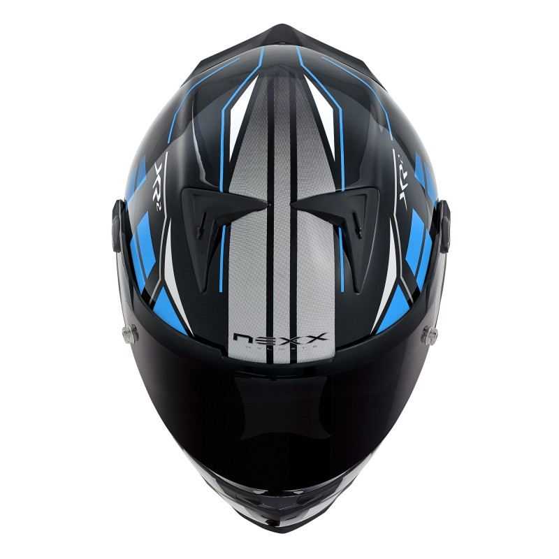 Capacete Nexx XR2 Virus Blue Lançamento 2016  - Super Bike - Loja Oficial Alpinestars