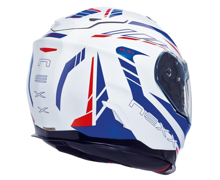 Capacete Nexx XT1 Grid Blue Oferta Imperdível!!  - Super Bike - Loja Oficial Alpinestars