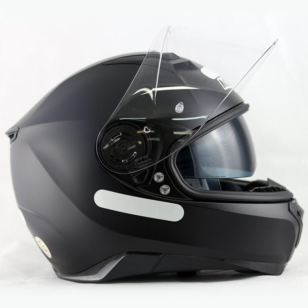Capacete Nolan N87 Classic Flat Black C/ Viseira Solar (GANHE BALACLAVA NOLAN)  - Super Bike - Loja Oficial Alpinestars