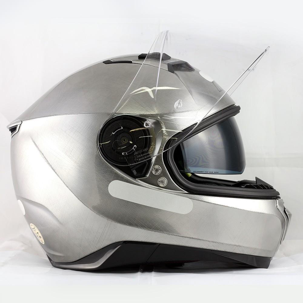 Capacete Nolan N87 Martz Scratched Chrome Com Viseira Solar e Pinlock  - Super Bike - Loja Oficial Alpinestars