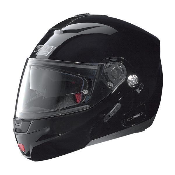 Capacete Nolan N91 Evo Special N-Com Metal Black Escamoteável  - Super Bike - Loja Oficial Alpinestars