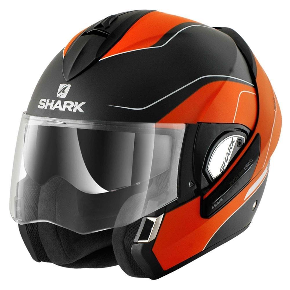 Capacete Shark Evoline Serie 3 Arona Matt KOW  - Super Bike - Loja Oficial Alpinestars