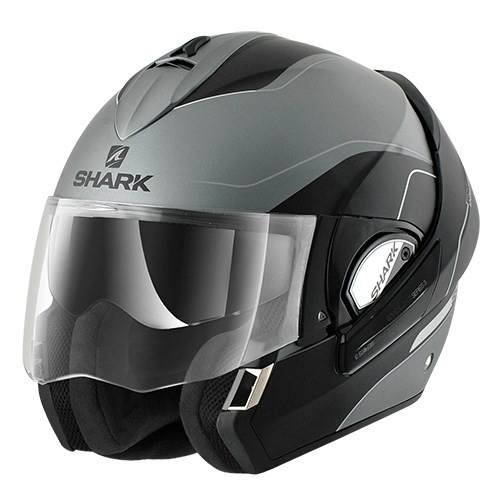 Capacete Shark Evoline Serie 3 Arona Matt SKW  - Super Bike - Loja Oficial Alpinestars