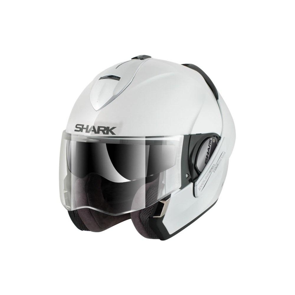 Capacete Shark Evoline Serie 3 Fusion WHU  - Super Bike - Loja Oficial Alpinestars