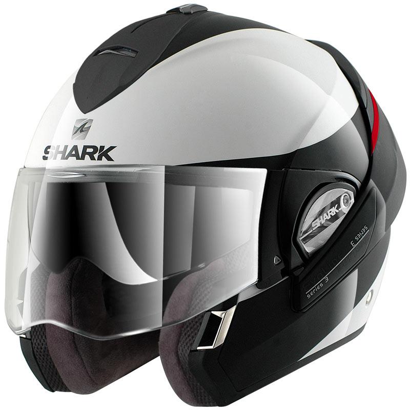 Capacete Shark Evoline Serie 3 Hakka WKR - Só M  - Super Bike - Loja Oficial Alpinestars