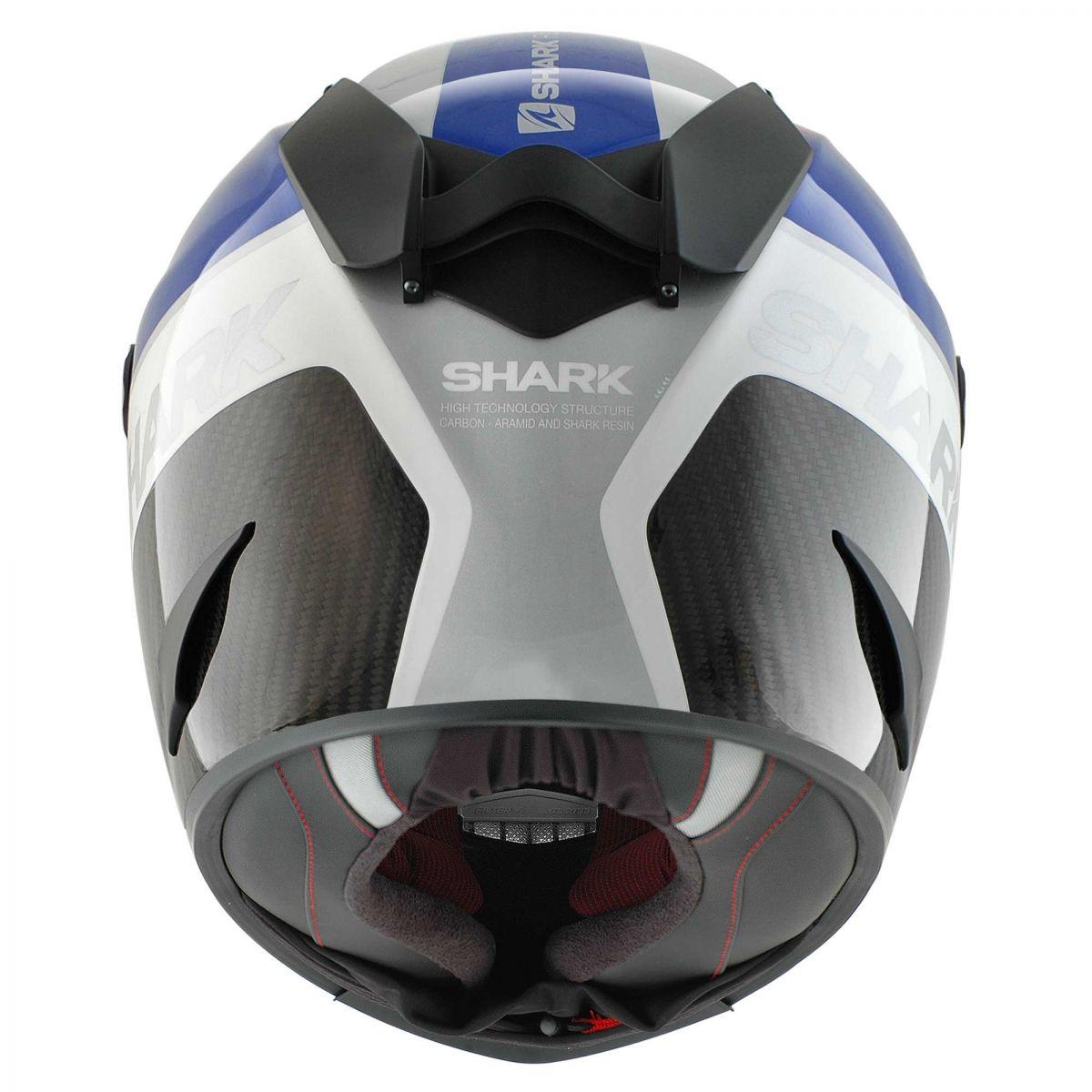 Capacete Shark Race-R PRO Carbon Division WBR  - Super Bike - Loja Oficial Alpinestars