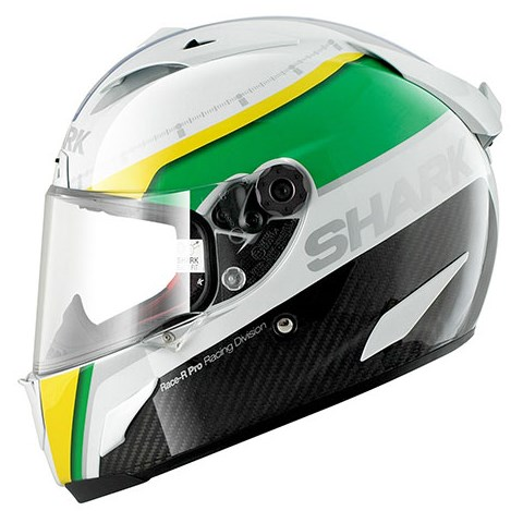 Capacete Shark Race-R PRO Carbon Division WGY  - Super Bike - Loja Oficial Alpinestars