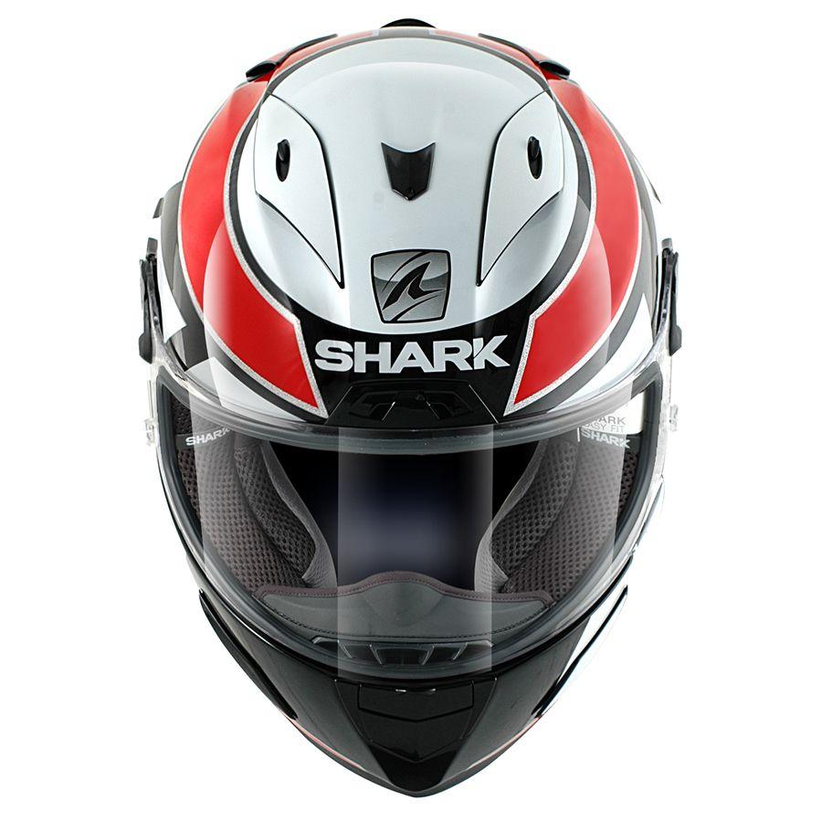 Capacete Shark Race-R PRO R Replica De Puniet KWR  - Super Bike - Loja Oficial Alpinestars