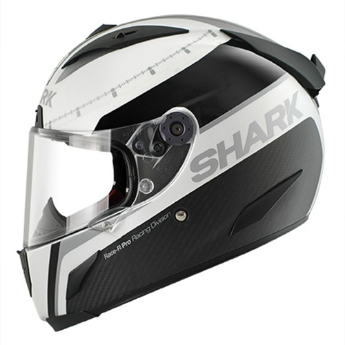 Capacete Shark Race-R Pro Racing Division Dual Touch WKS  - Super Bike - Loja Oficial Alpinestars
