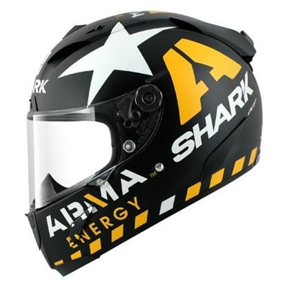 Capacete Shark Race-R PRO Replica Scott Redding Matt Fosco KYW  - Super Bike - Loja Oficial Alpinestars