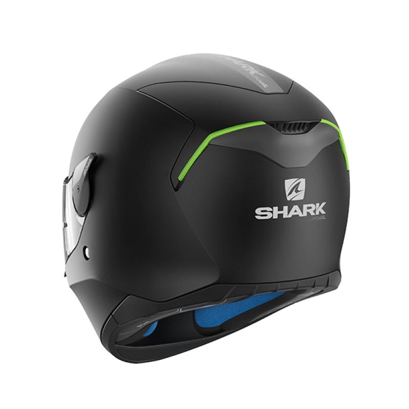 Capacete Shark Skwal Blank Matt KMA  - Super Bike - Loja Oficial Alpinestars