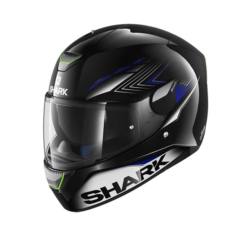 Capacete Shark Skwal Matador KBS  - Super Bike - Loja Oficial Alpinestars