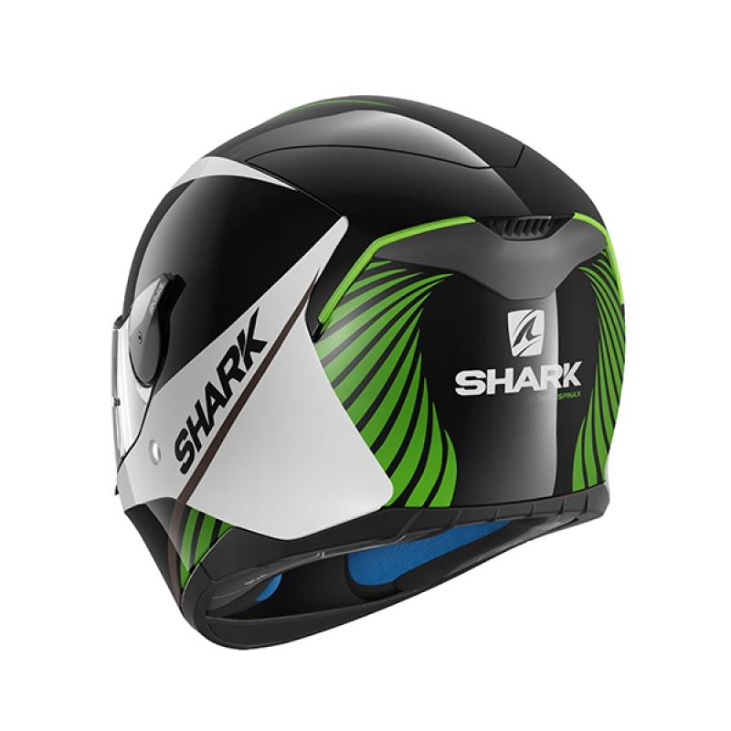 Capacete Shark Skwal Spinax KWG  - Super Bike - Loja Oficial Alpinestars