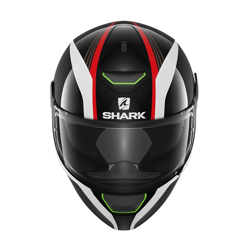 Capacete Shark Skwal Spinax KWR  - Super Bike - Loja Oficial Alpinestars
