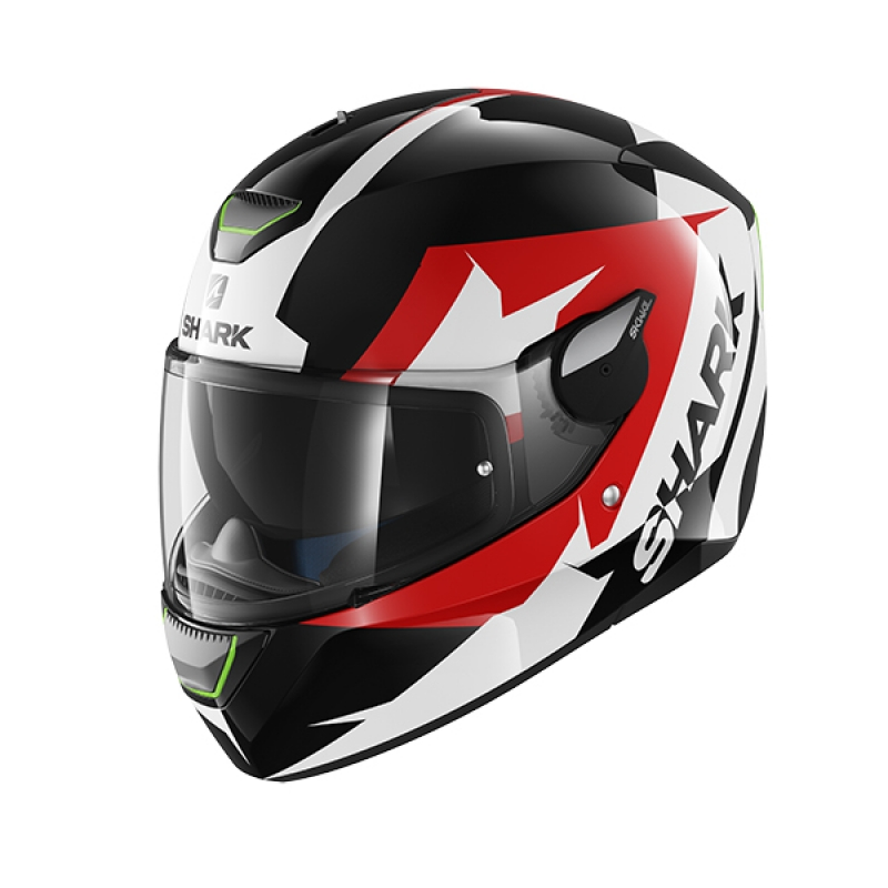 Capacete Shark Skwal Sticking KWR  - Super Bike - Loja Oficial Alpinestars