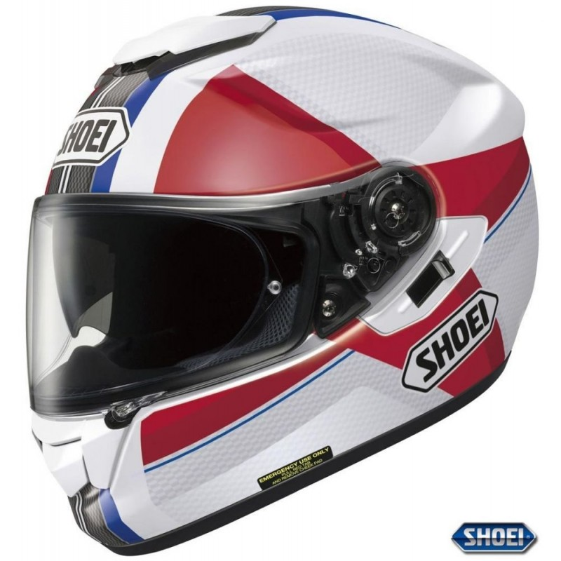 Capacete Shoei Gt-Air Exposure TC-10  - Super Bike - Loja Oficial Alpinestars