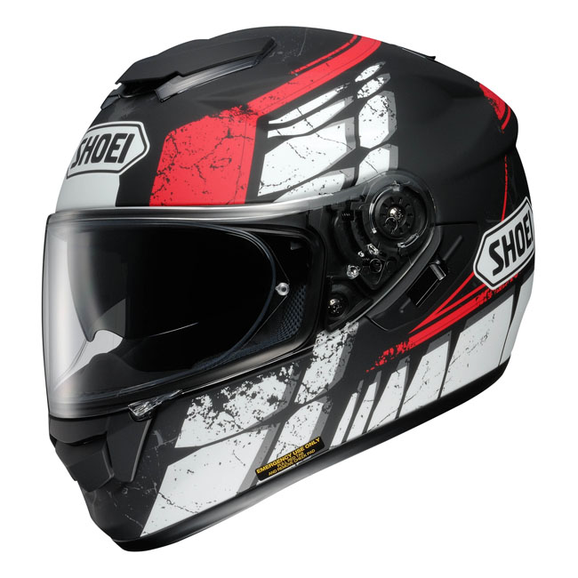 Capacete Shoei GT-Air Patina TC-1 com Pinlock  - Super Bike - Loja Oficial Alpinestars