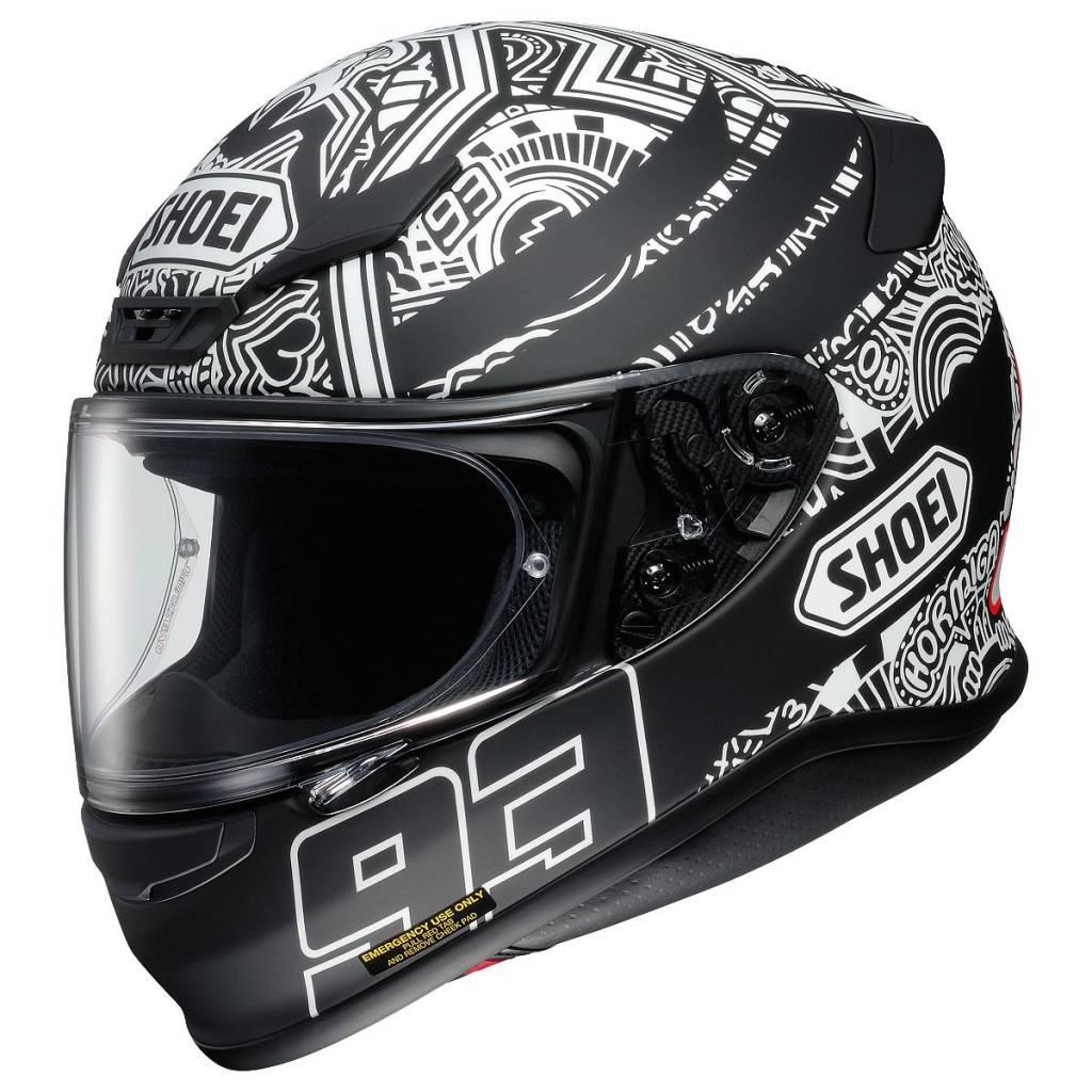 Capacete Shoei NXR Marquez Digi-Ant TC-5 Lançamento!!  - Super Bike - Loja Oficial Alpinestars