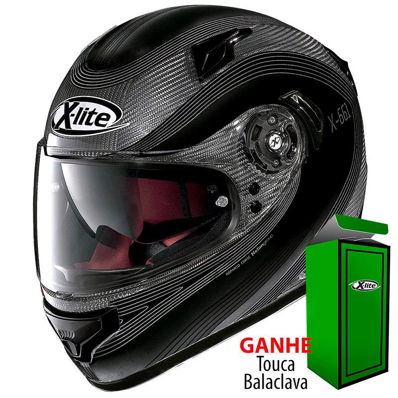 Capacete X-Lite X-661 Extreme Titantech Verdon Titanium com Vídeo  - Super Bike - Loja Oficial Alpinestars