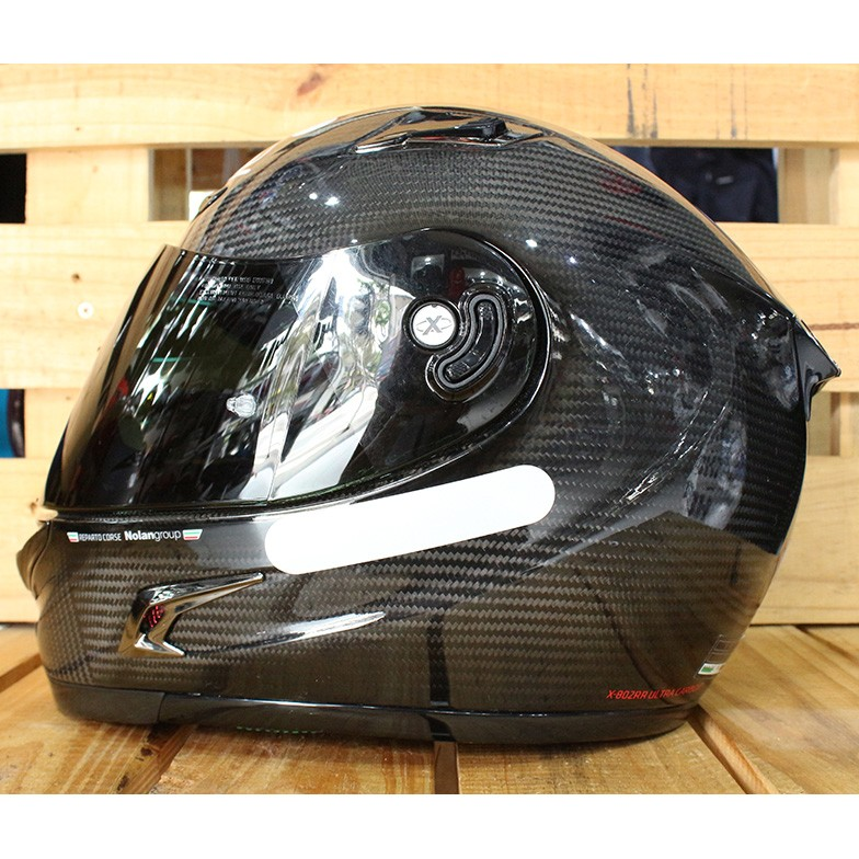 Capacete X-Lite X-802RR Ultra Carbon Pure Lançamento!!  - Super Bike - Loja Oficial Alpinestars