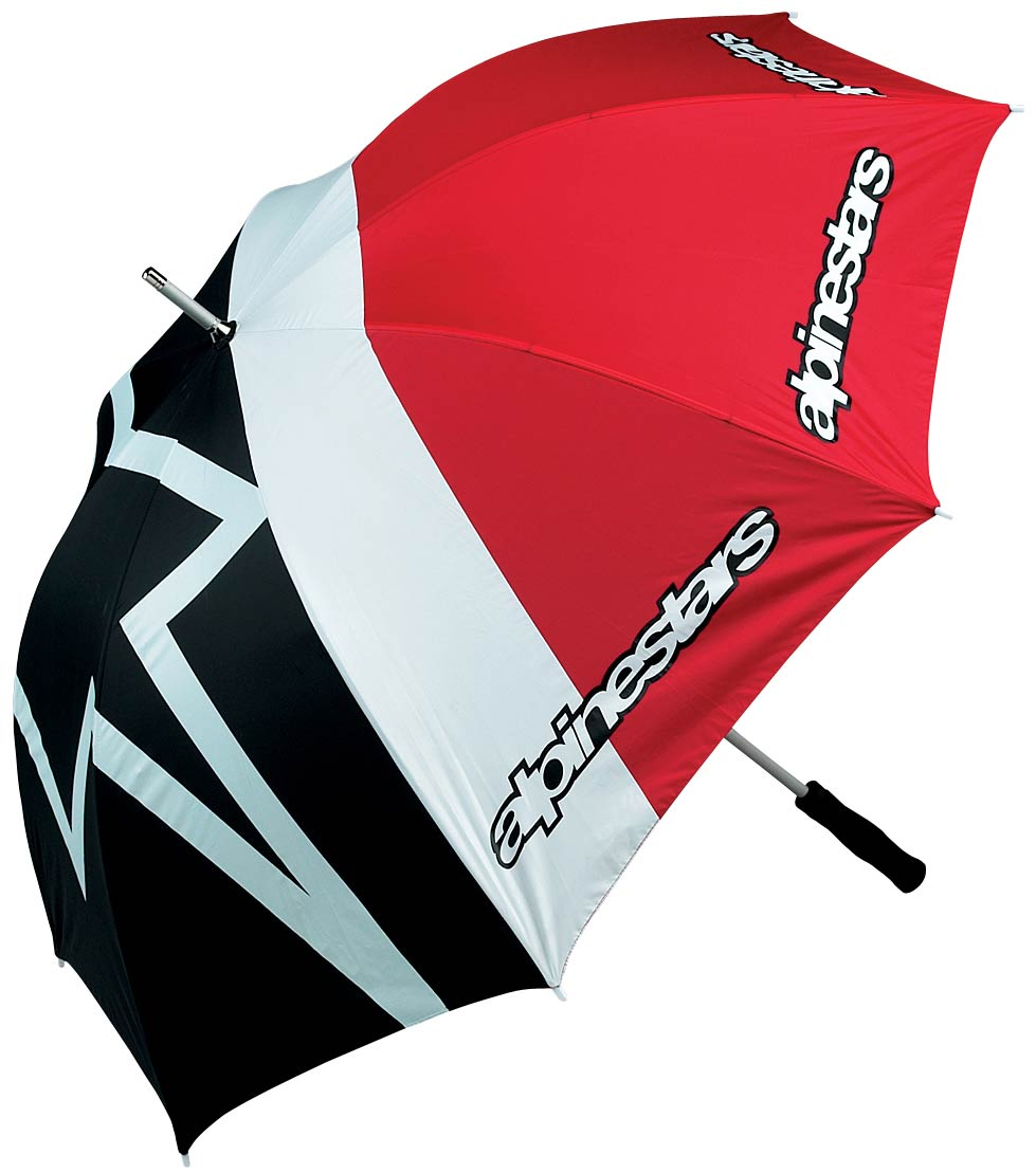Guarda chuva Alpinestars (Produto Oficial) Lançamento!!  - Super Bike - Loja Oficial Alpinestars