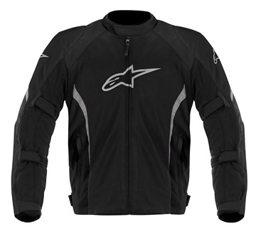 Jaqueta Alpinestars AST Air (Black)  - Super Bike - Loja Oficial Alpinestars