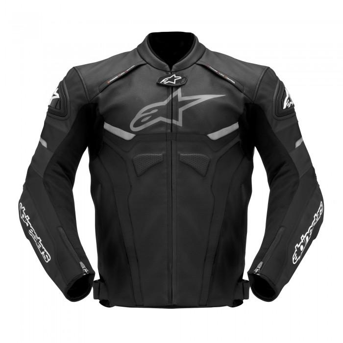 Jaqueta Alpinestars Celer Couro (Preta)  - Super Bike - Loja Oficial Alpinestars
