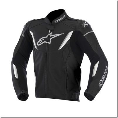 Jaqueta Alpinestars GP R Couro (Black)  - Super Bike - Loja Oficial Alpinestars