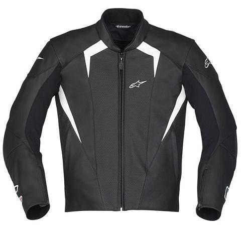 Jaqueta Alpinestars Moto GP Jerez Couro Outlet Semana do Consumidor!  - Super Bike - Loja Oficial Alpinestars