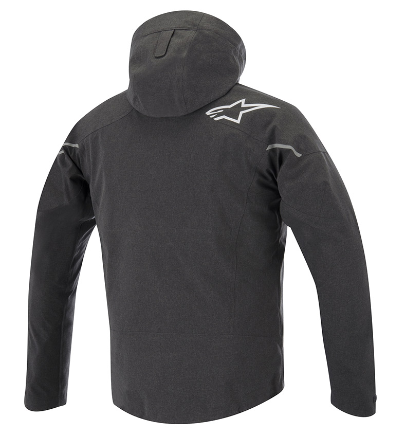 Jaqueta Alpinestars Scion 2 Layer WP (Cinza/ Imperme�vel)  - Super Bike - Loja Oficial Alpinestars