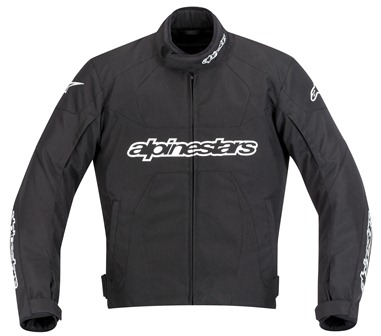 Jaqueta Alpinestars T GP Plus (Black)  - Super Bike - Loja Oficial Alpinestars