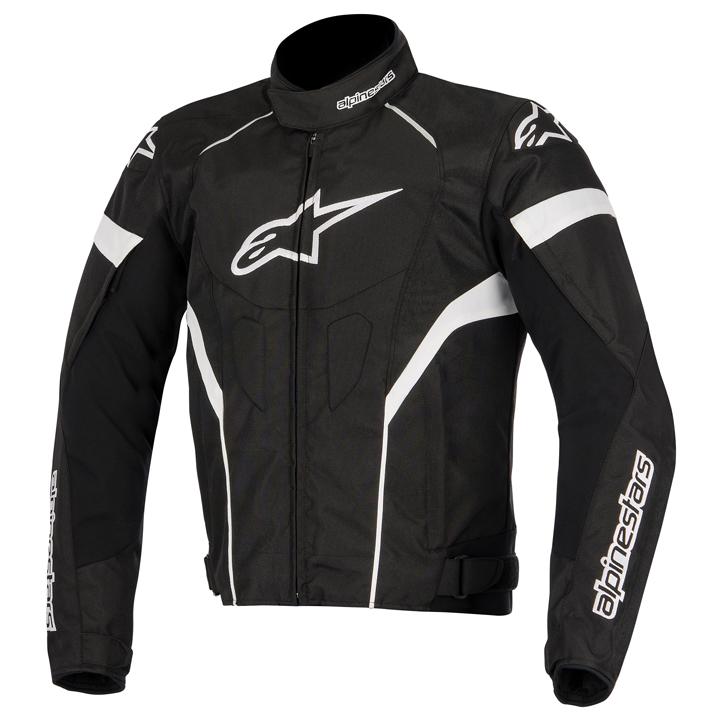 >> Jaqueta Alpinestars T GP Plus R (Preto Branco)  - Super Bike - Loja Oficial Alpinestars