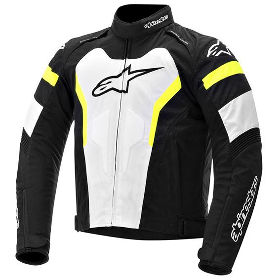 Jaqueta Alpinestars T GP Pro ( Tricolor Amarelo)  - Super Bike - Loja Oficial Alpinestars