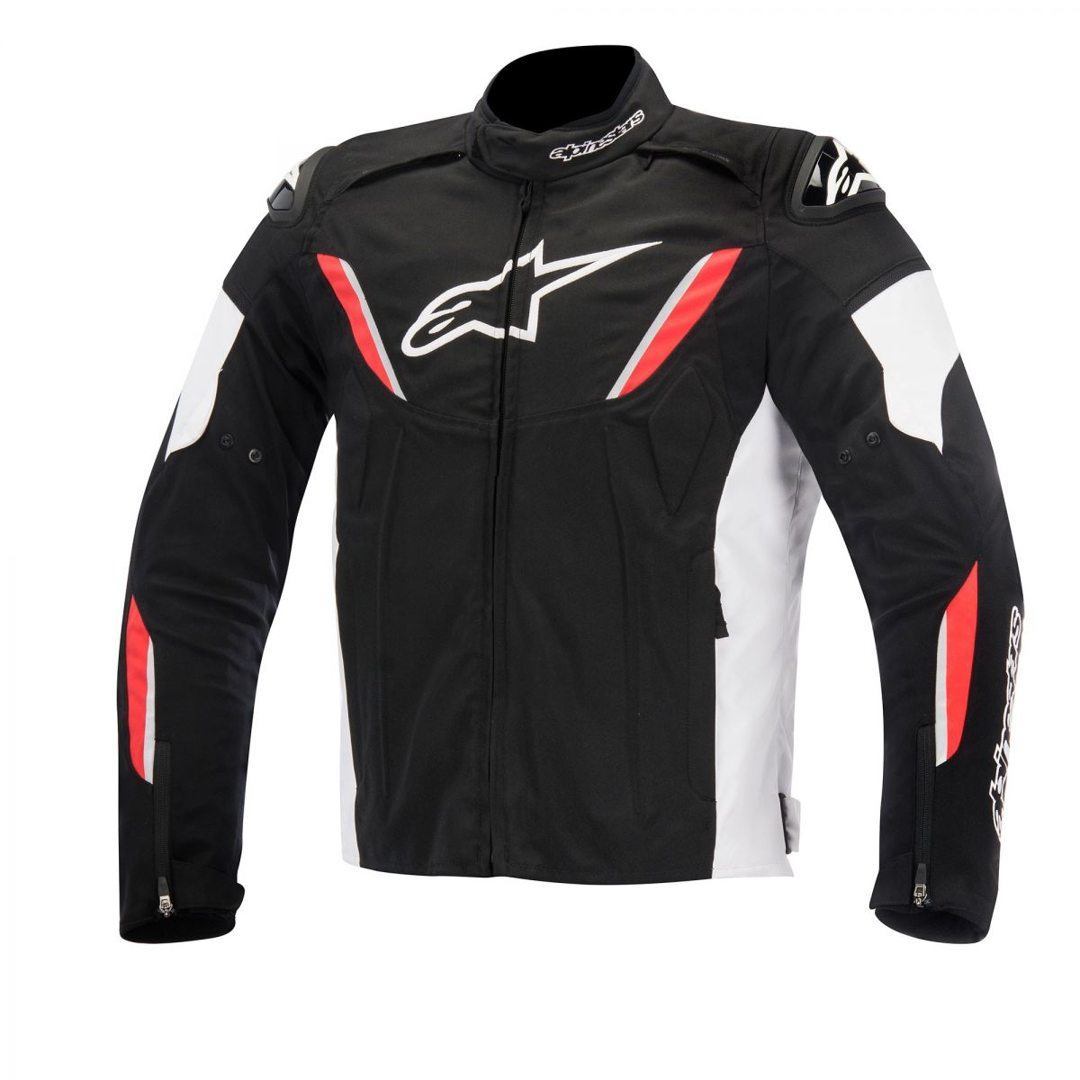 Jaqueta Alpinestars T GP R WP (Tricolor Red/ Impermeável) NOVO  - Super Bike - Loja Oficial Alpinestars
