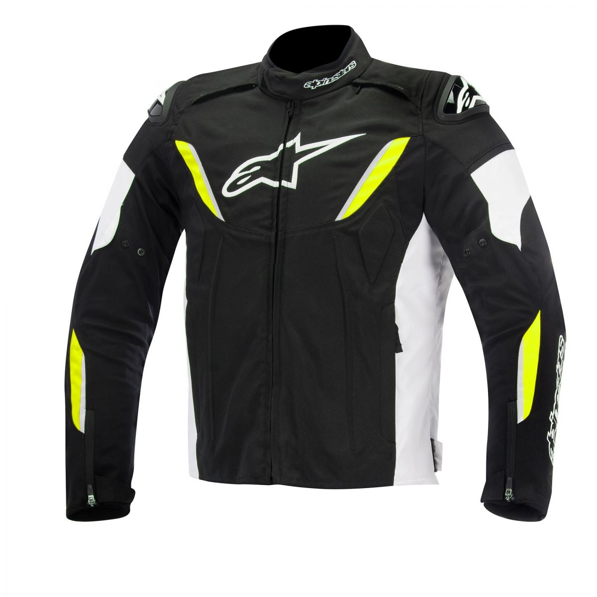 Jaqueta Alpinestars T GP R WP (Tricolor Yellow/ Impermeável) NOVO!! yellow  - Super Bike - Loja Oficial Alpinestars