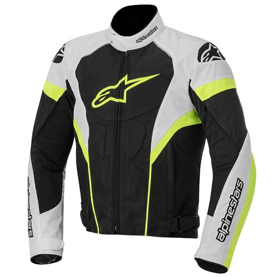 Jaqueta Alpinestars T GP Plus R ( Tricolor Amarelo Fluo)  - Super Bike - Loja Oficial Alpinestars