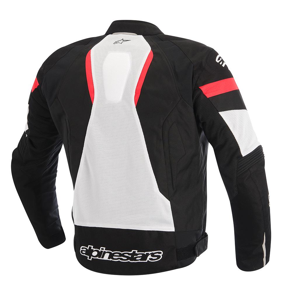 Jaqueta Alpinestars T GP Pro Air (Tricolor Vermelha/ Ventilada)  - Super Bike - Loja Oficial Alpinestars