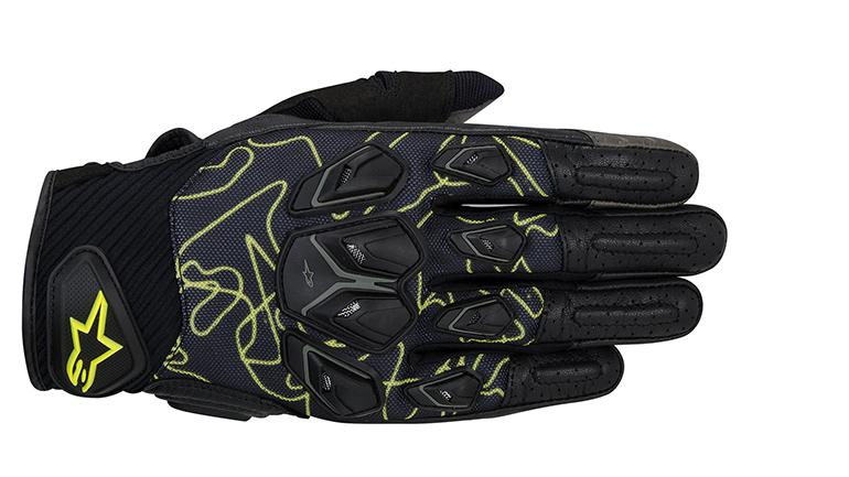 Luva Alpinestars Masai Black Fluo Lançamento!!  - Super Bike - Loja Oficial Alpinestars