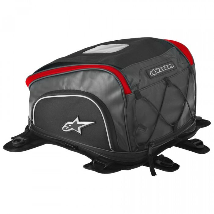 Bolsa de Tanque Alpinestars Tech Aero Expansível - Vira Mochila  - Super Bike - Loja Oficial Alpinestars
