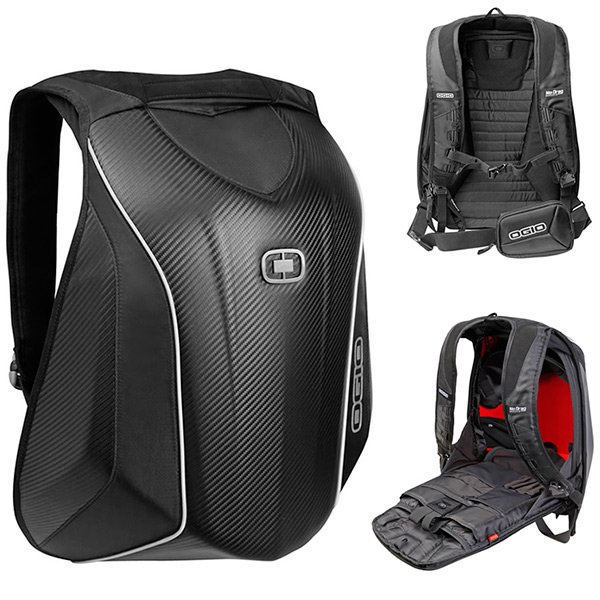 Mochila Ogio No Drag Mach 5 - Entre as mais vendidas  - Super Bike - Loja Oficial Alpinestars