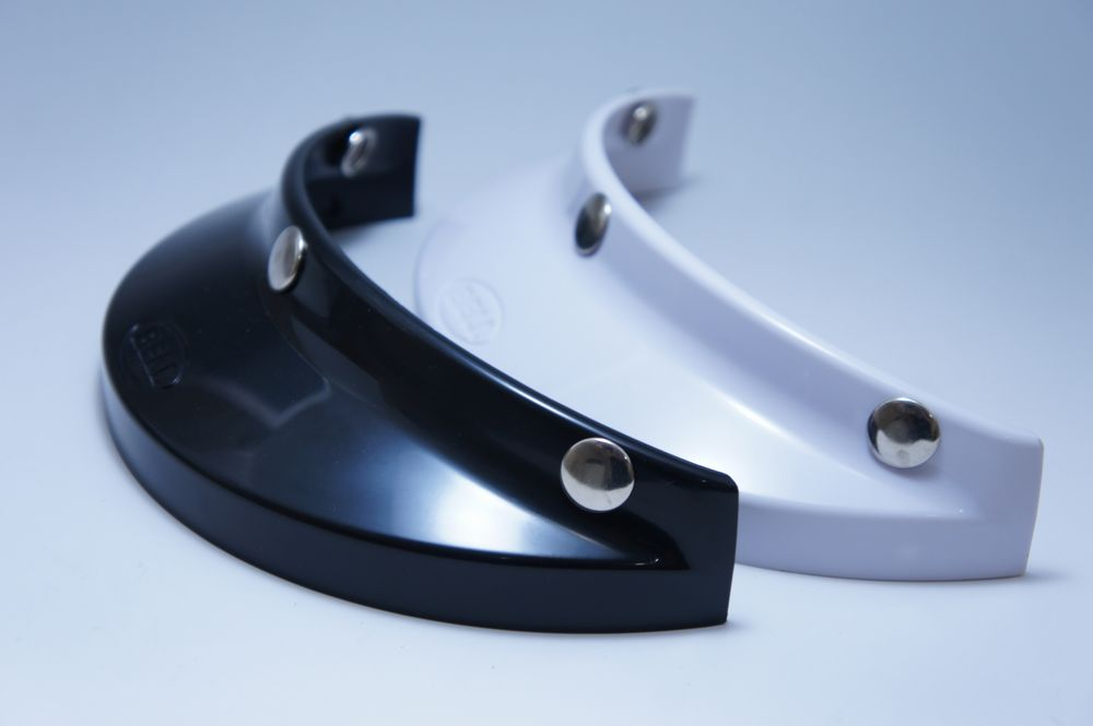 Pala Bell 520 para capacetes Custom 500 (preto ou branco) Novidade!  - Super Bike - Loja Oficial Alpinestars